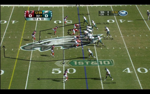 oo Personnel Grouping under Andy Reid.