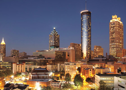 Getty Image of Atlanta